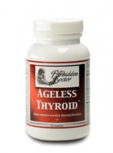 Forbidden Doctor Ageless Thyroid