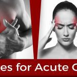 4 Quick Fixes for Acute Conditions