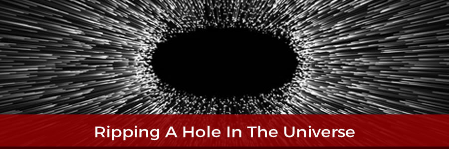 Ripping a Hole in The Universe of Health Care