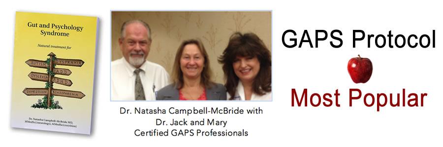 Adult GAPS Protocol (Most Popular)