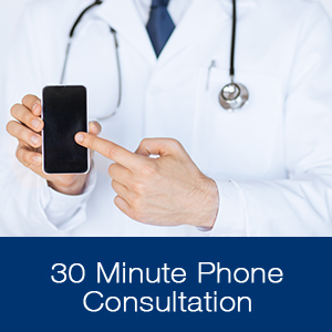 30-minute phone consultation from Forbidden Doctor