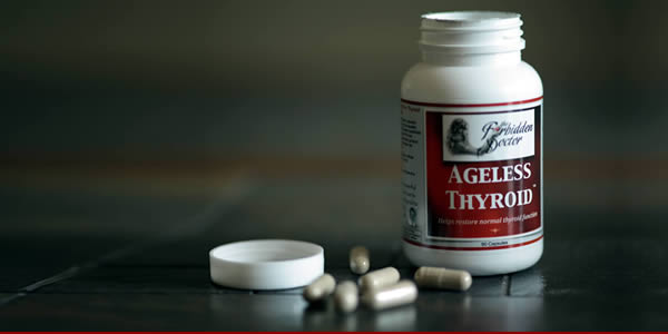 Learn Why Ageless Thyroid Could Save Your Life