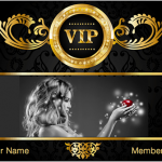 VIP membership card for Forbidden Doctor members